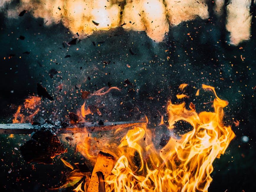 Miłość jak ogień i powiew